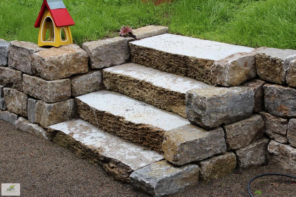 Extrem Zaunbau & Steinmauern - Garten- und Landschaftsbau Dürr HO18